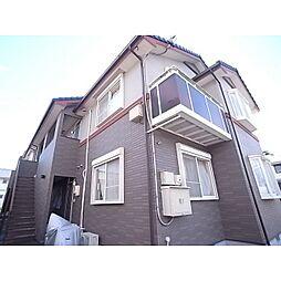 静岡県静岡市清水区船越3丁目の賃貸アパートの外観