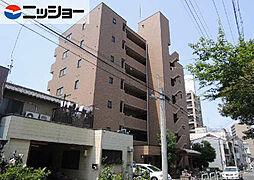 シャンポール大須[3階]の外観