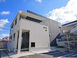 奈良県大和郡山市雑穀町の賃貸アパートの外観