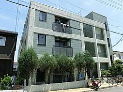 西賀茂ロイヤルリバーマンション[2階]の外観