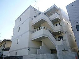 エスカーラ植田[1階]の外観