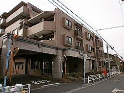 ライオンズガーデン笹塚 閑静な住宅街、振り分けタイプの3LD[2階]の外観