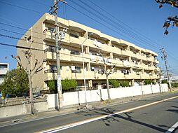 愛知県名古屋市名東区石が根町の賃貸マンションの外観