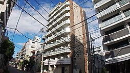 埼玉県川口市西川口1丁目の賃貸マンションの外観