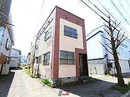 [一戸建] 北海道小樽市色内2丁目 の賃貸【北海道 / 小樽市】の外観