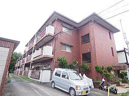 神奈川県川崎市多摩区長沢4丁目の賃貸マンションの外観