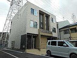 大阪府門真市大橋町の賃貸アパートの外観