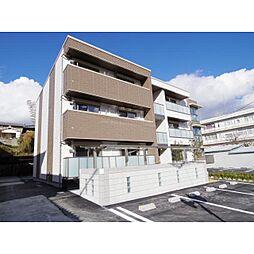 奈良県大和郡山市永慶寺町の賃貸マンションの外観