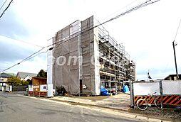 徳島県徳島市南佐古八番町の賃貸マンションの外観