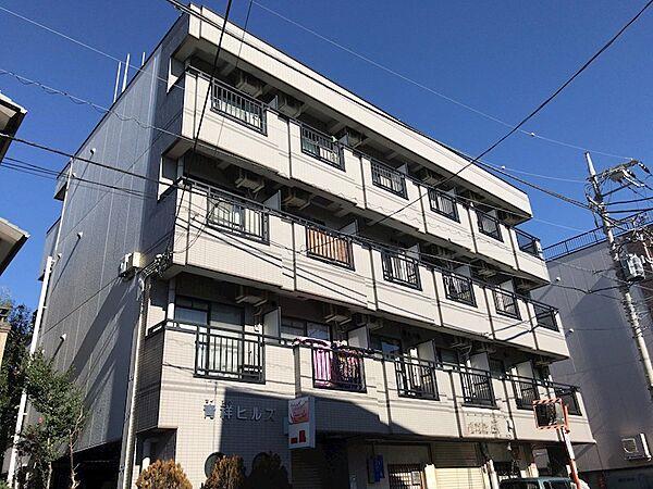 青祥ヒルズ[3階]の外観