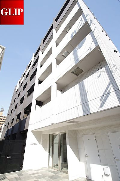 ルクシェール横濱生麦[2階]の外観