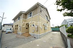 兵庫県神戸市須磨区東落合3丁目の賃貸アパートの外観