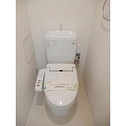 パークアクシス千葉新町のパークアクシス千葉新町のトイレ