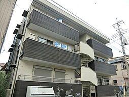 埼玉県さいたま市浦和区常盤7丁目の賃貸アパートの外観