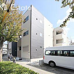 愛知県名古屋市緑区曽根2丁目の賃貸アパートの外観