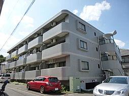 東京都世田谷区下馬4丁目の賃貸マンションの外観