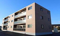 栃木県宇都宮市ゆいの杜6丁目の賃貸マンションの外観