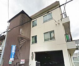 大阪府大阪市東住吉区田辺2丁目の賃貸マンションの外観