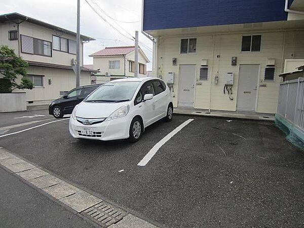 101コーポ月見ヶ丘 2階の賃貸【宮崎県 / 宮崎市】