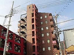 清水マンションIII[2階]の外観