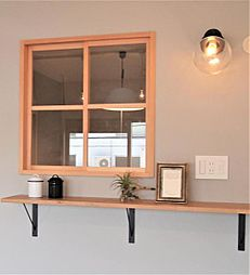 〜飾り窓&棚プラン例〜飾り窓・棚設置(同一タイプ)工事費20万(価格に含みません)