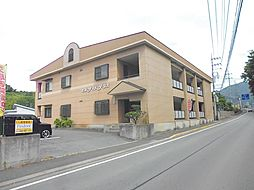 山梨県中央市浅利の賃貸マンションの外観