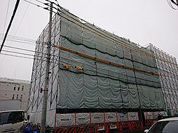 仮)二十四軒1-2マンションB棟[3階]の外観