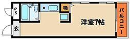 西明石ヤングパレスIII[4階]の間取り