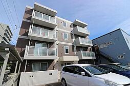 北海道札幌市東区北十六条東17丁目の賃貸マンションの外観