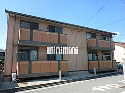 愛知県名古屋市中川区江松5の賃貸アパートの外観