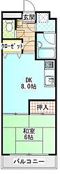 入生田駅 4.5万円