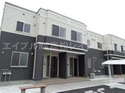 香川県高松市仏生山町の賃貸アパートの外観