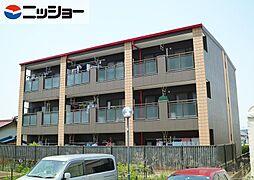 愛知県半田市住吉町2丁目の賃貸マンションの外観