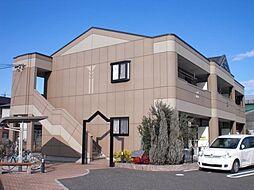 愛知県一宮市丹陽町九日市場字堂尻の賃貸アパートの外観