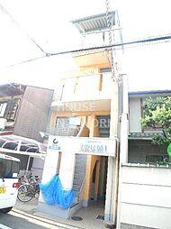 京都府京都市上京区上立売町の賃貸マンションの外観
