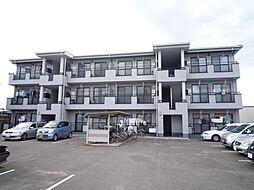 広島県福山市多治米町1丁目の賃貸マンションの外観