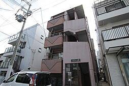 シャトル上野[2階]の外観