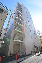 東京都台東区浅草橋3丁目の賃貸マンションの外観