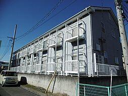 ファンタジーD棟[1階]の外観