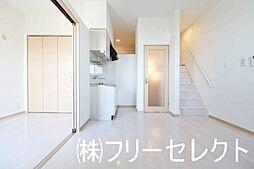 アイディール竹下[2階]の外観