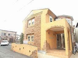 千葉県柏市光ケ丘2丁目の賃貸アパートの外観