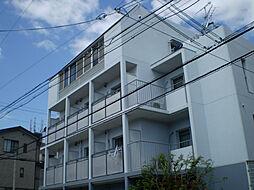 大阪府豊中市服部本町4丁目の賃貸マンションの外観