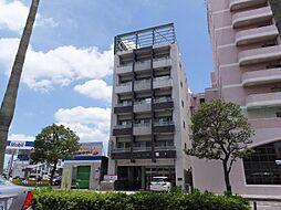 Hashimoto East Mansion[203号室]の外観