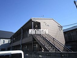 コーポゆたか[2階]の外観