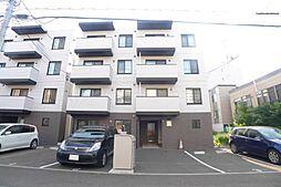 ル・ファール平岸B[4階]の外観