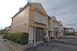 奈良県奈良市南永井町の賃貸アパートの外観