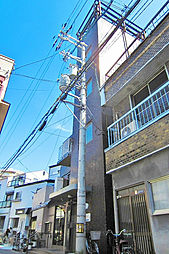 姫松マンション[1階]の外観