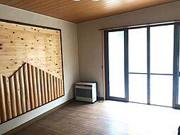 フローリングの部屋は多目的ホール