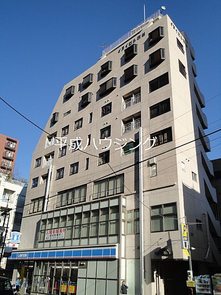 イヌイハイム市谷 4階の賃貸【東京都 / 新宿区】