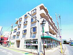 埼玉県富士見市東みずほ台1丁目の賃貸マンションの外観
